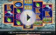 IGT Fire Opals Video Slot Free Spins Bonus