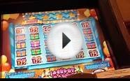 Jackpot Party Progressive Slot Machine Bonus! ~ WMS