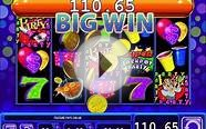 Jackpot Party Slot Bonus Big Win!