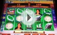 JADE MONKEY SLOT MACHINE 56 FREE SPINS