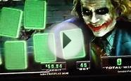 """Jokers Heist"" slot bonus Win - Aria Las Vegas"
