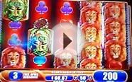 King of Africa Wms Slot Free Spin Bonus