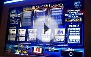 Megabucks Wild Sapphires Slot Machine in Las Vegas