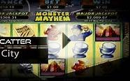 Monster Mayhem Slots Game Video at Prism Casino