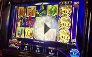 Moon Money slot machine wipe out in Vegas