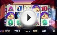 MORE CHILLI Penny Video Slot Machine with FREE GAME BONUS