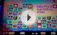 More Pearls Slot Machine Bonus - 15 Free Spins with 4 Sets