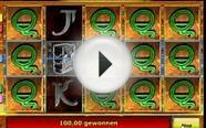 "Online Slot Machine - Book of Ra Deluxe - 10 Free Games ""Q"