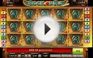 Online Slot Machine: Book of Ra Deluxe - Full image of