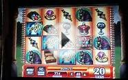 PALACE OF RICHES Slot Machine with BONUS, SUPER