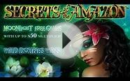 Play Secrets of the Amazon Slot. Casino Free Games.