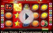 Power Stars Video Slot - Cherry Games and Free online Slot