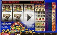 Progressive Jackpot Slot Machines Online