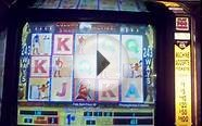 RARE Pharaohs Gold Machine, not fortune. Slot machine free