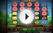 Reel Rush video slot free spins at Netent Casino | gratis