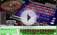 Roulette System in Action @ Online Vegas Casino