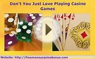 Safely Play Casino Games Online With Higher Wins
