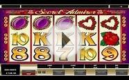 Secret Admirer ™ free slot machine game preview by