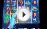 Superman BONUS ROUND FREE SPINS Slot Win
