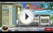 Surf Paradise ™ free slots machine game preview by