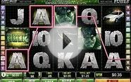 The Incredible Hulk Mobile Slot Game|5 Reel|20 Payline