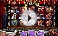 True Illusions 3D Slot ™ free slots machine game preview