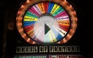 Wheel of fortune HAND PAY $50 BET jackpot high limit slot