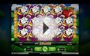 WONKY WABBITS free spins on new netent casino game
